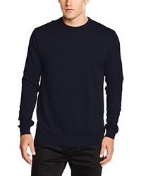 Maglione girocollo blu scuro di Esprit