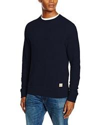 Maglione girocollo blu scuro di JACK & JONES VINTAGE