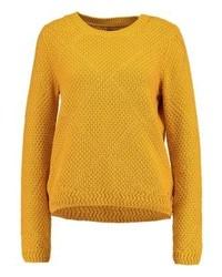 Maglione girocollo giallo di Pepe Jeans