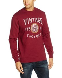 Maglione girocollo marrone di JACK & JONES VINTAGE