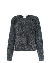 Maglione girocollo nero di Alice McCall