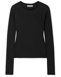 Maglione girocollo nero di Altuzarra