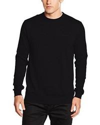 Maglione girocollo nero di Esprit