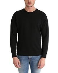 Maglione girocollo nero di Lower East