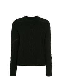Maglione girocollo nero di Onefifteen