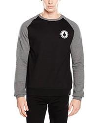 Maglione girocollo nero di Volcom