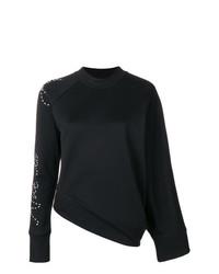 Maglione girocollo nero di Y-3