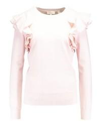 Maglione girocollo rosa di Ted Baker