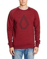 Maglione girocollo rosso di Volcom