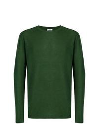 Maglione girocollo verde di Closed
