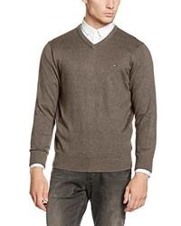 Maglione marrone di Tommy Hilfiger