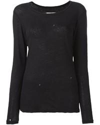 Maglione nero di Current/Elliott