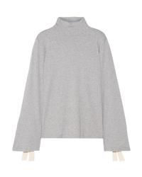 Maglione oversize grigio di Clu