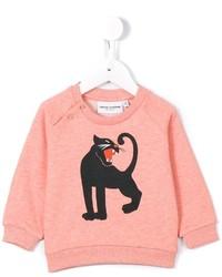 Maglione rosa di Mini Rodini