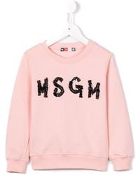 Maglione rosa di MSGM