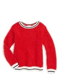 Maglione rosso