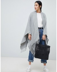 Mantello grigio di ASOS DESIGN
