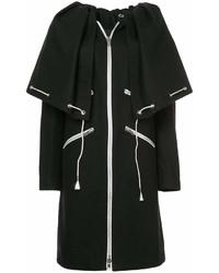 Mantello nero di Calvin Klein