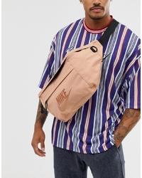Marsupio di tela rosa di Nike