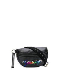 Marsupio in pelle nero di Givenchy