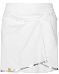 Minigonna bianca