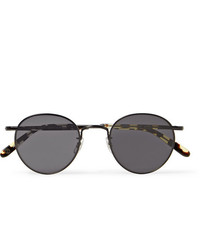 Occhiali da sole grigio scuro di Garrett Leight California Optical