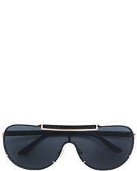Occhiali da sole neri di Versace