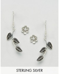 Orecchini argento di Asos