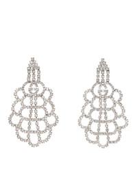 Orecchini argento di Gucci
