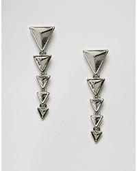 Orecchini argento di House Of Harlow
