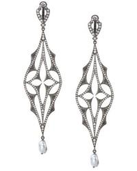 Orecchini argento di Loree Rodkin