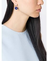 Orecchini blu scuro di Delfina Delettrez