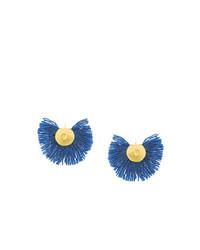 Orecchini blu di Katerina Makriyianni