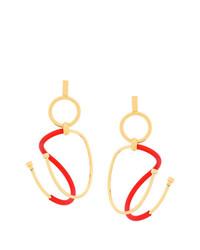 Orecchini rossi di Paula Mendoza