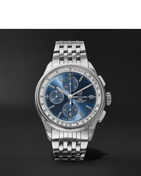 Orologio argento di Breitling