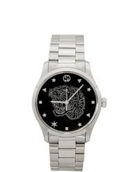 Orologio argento di Gucci
