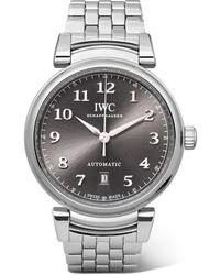 Orologio argento di IWC SCHAFFHAUSEN