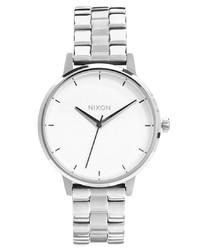 Orologio argento di Nixon