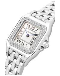 Orologio argento di Cartier