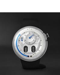 Orologio di gomma nero di HYT