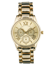 Orologio dorato di Asos