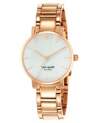 Orologio dorato di Kate Spade