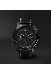 Orologio in pelle nero di Bremont