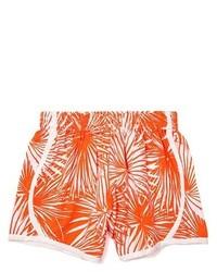 Pantaloncini arancioni