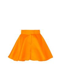 Pantaloncini arancioni di Talbot Runhof