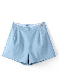 Pantaloncini azzurri