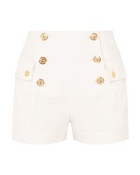 Pantaloncini bianchi di Balmain