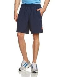 Pantaloncini blu scuro di adidas