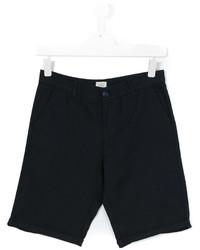 Pantaloncini blu scuro di Armani Junior