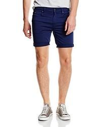 Pantaloncini blu scuro di GUESS